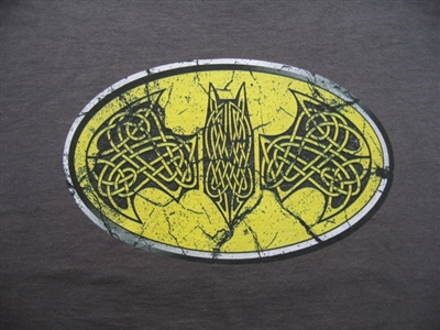 Batman Celtic Tshirt