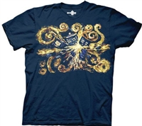 Dr Who  -Van Gogh -T-shirt