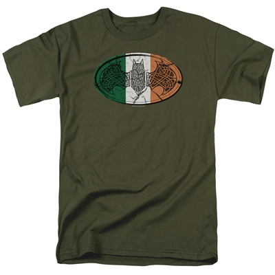 Irish Batman T-shirt