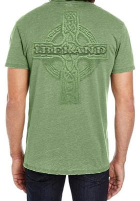 Ireland Cross Tshirt