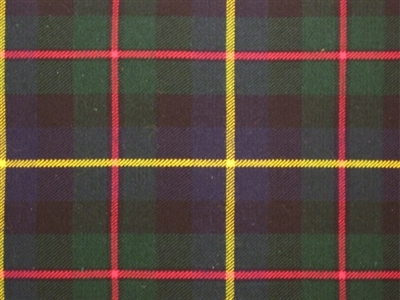 Wool Blend - MacLeod of Harris Tartan