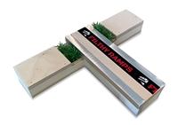 Filthy Fingerboard Ramps - The Fat Stripper Planter Box