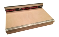 Filthy Fingerboard Ramps - San Diego Manual Pad