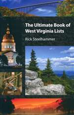 The Ultimate Book of West Virginia Lists