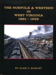 Norfolk and Western In West Virginia, 1881-1959