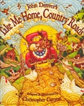 Take Me Home, Country Roads (Hardcover with CD)