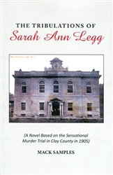Tribulations of Sarah Ann Legg