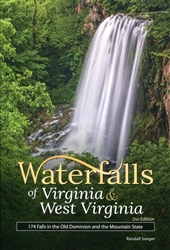 Waterfalls of Virginia & West Virginia