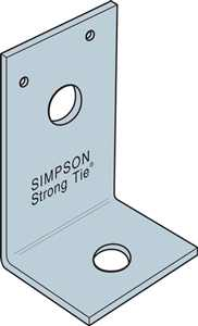 Simpson Strong-Tie A24Z 2 X 3-7/8In Angle Zmax