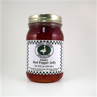 Sunny Red Pepper Jelly
