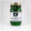 Green Jalapeno Jelly, Pepper Jelly, Jalapeno Jelly