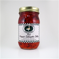 Hoppin' Red Jalapeno Jelly