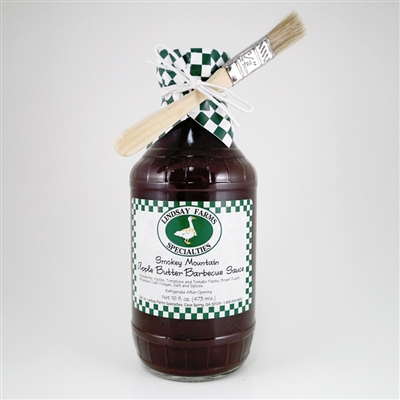 Smokey Mountain Apple Butter Barbecue Sauce
