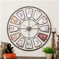 5056 - Morgan Large Wall Clock
