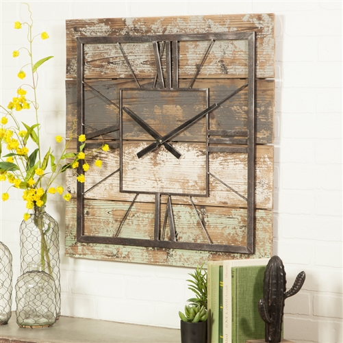 5087 - Weston Square Wall Clock