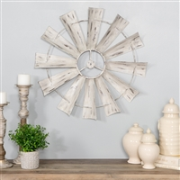 5100 - Celeste Windmill Wall Decor