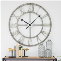 5551 - Samson Metal Wall Clock