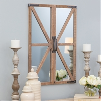 5568 - Walker Farmhouse Wall Mirror