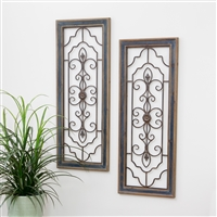 5759 - Grace Wall Decor (Set of 2)