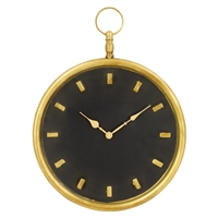 5889 - Nikita Pocket Watch Wall Clock
