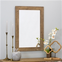 6046 - Morris Wall Mirror - Nutmeg 36 x 24