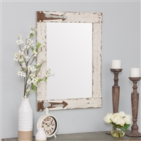 6152 - Serenad Farmhouse Wall Mirror