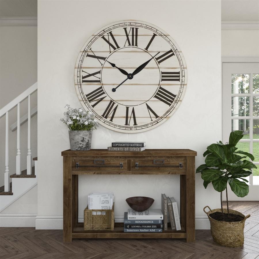 Ecological wall clock RENAISSANCE GIFT