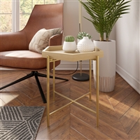 7067 - Blevins Hexagon Accent Table