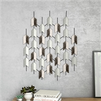 7210 - Romilly Modern Arrow Wall Decor