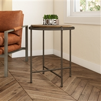 7340 - Patton Industrial Accent Table