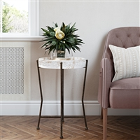 7357 - Sarina Farmhouse Accent Table