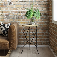 7364 - Atwell Round Accent Table