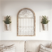 7432 - Danica Farmhouse Arch Wall Decor