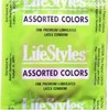 LifeStyles Assorted Colors Condom