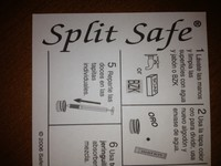 Split Safe Card 1,000ct