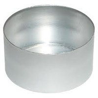 Cap Aluminum Non Threaded 1,000ct