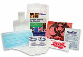 Body Fluid Clean Up Kit 10ct Refill