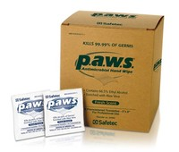 paws Antimicrobial Hand Wipe Pkt 1,000ct