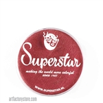 Superstar rusty shimmer is rich with hints of red in 16 gr jar for face and body painting