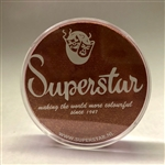 Superstar dark green in a 45 gr jar for face and body painting