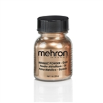 Mehron Metallic powder in gold