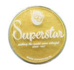 Superstar Star Buttercup shimmer in a 45 gr jar for face and body painting
