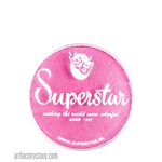 Superstar cotton candy shimmer is a playful light pink with subtle shimmer in 16 gr jar for face and body painting