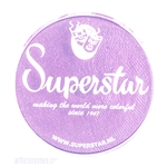 Superstar star purple shimmer is a bright, rich green with subtle shimmer in a 45 gr jar for face and body painting