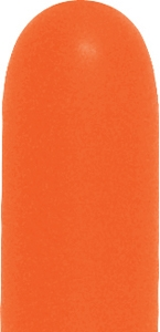 260B Fashion Orange Balloons