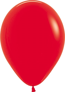 "11"" Fashion Red Balloon"