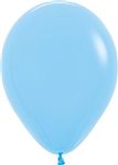 "11"" Pastel Blue Balloon"