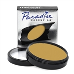 Paradise face paint, Mehron face paint, professional face painting, coconut