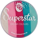 Superstar Dream Colors - 45gr  Ice Cream  for face and body painting