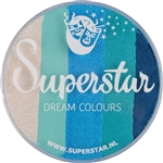 Superstar Dream Colors - 45gr  Ice Ice Baby  for face and body painting